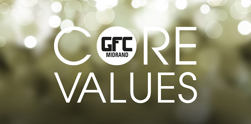 Core Values - Maturity